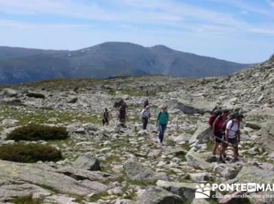 Ruta senderismo Peñalara - Parque Natural de Peñalara - Laguna de los Pajaros; senderismo de ensue